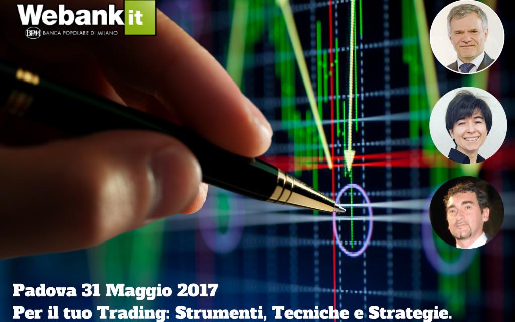 Per il tuo Trading: Strumenti, Tecniche e Strategie