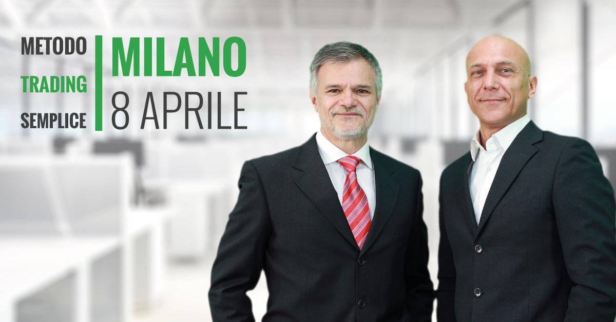 Metodo Trading Semplice. Milano 8 Aprile 2017
