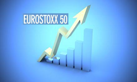 L'Eurostoxx50 in fase rialzista terminale