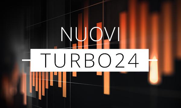 I nuovi turbo24 di IG