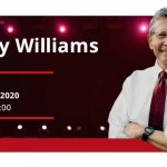 Larry Williams a Milano – 28 marzo 2020