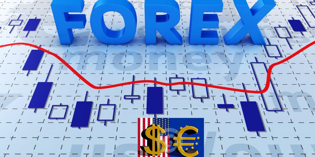 L' EURUSD riprende la discesa in onda 5