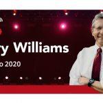 Larry Williams | LIVE STREAMING – 9 maggio 2020